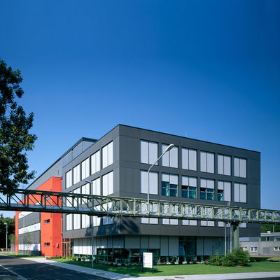 Innovation center heraeus planquadrat - Planquadrat architekten ...