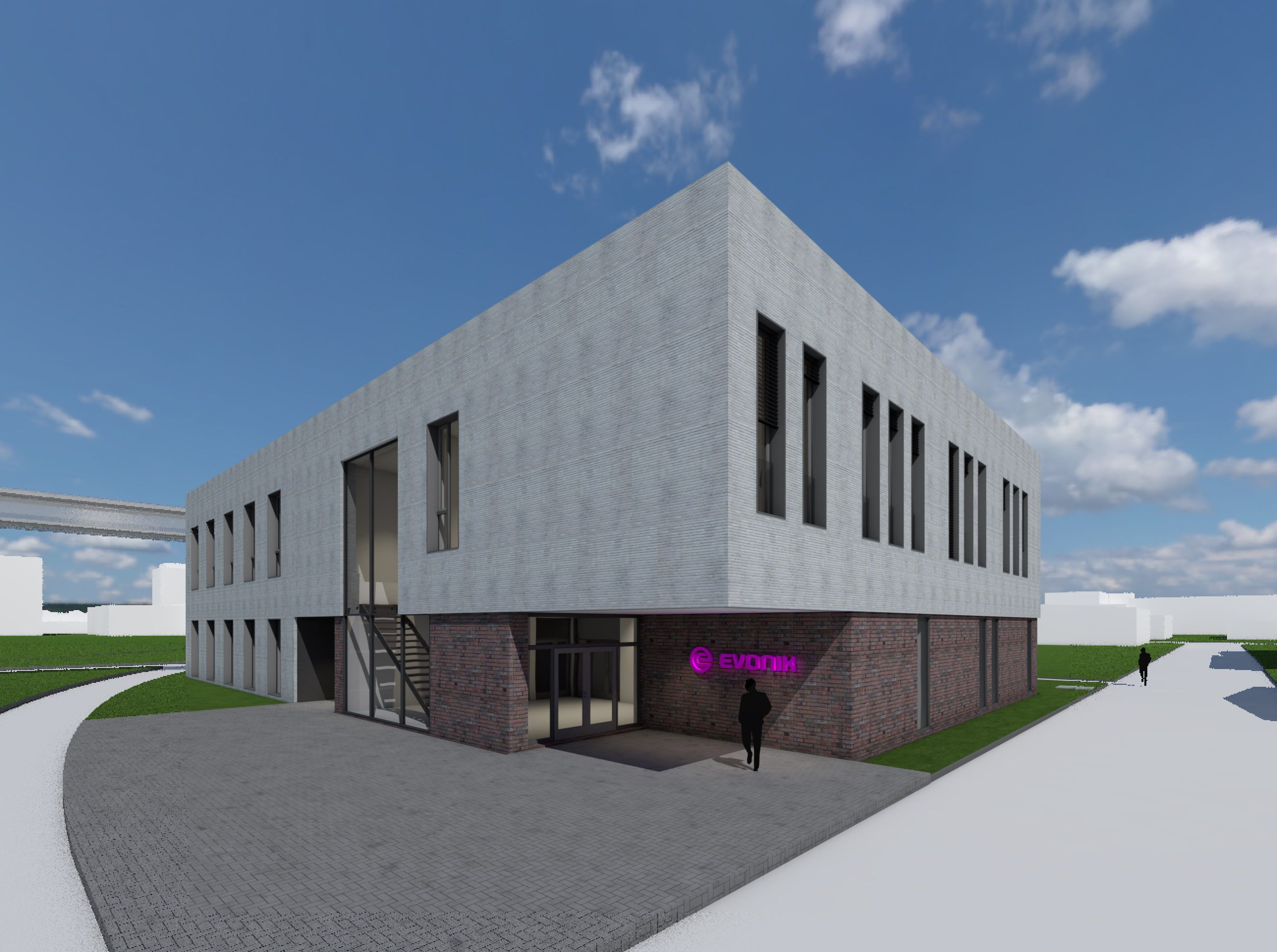 Social Centre Of Evonik Hanau