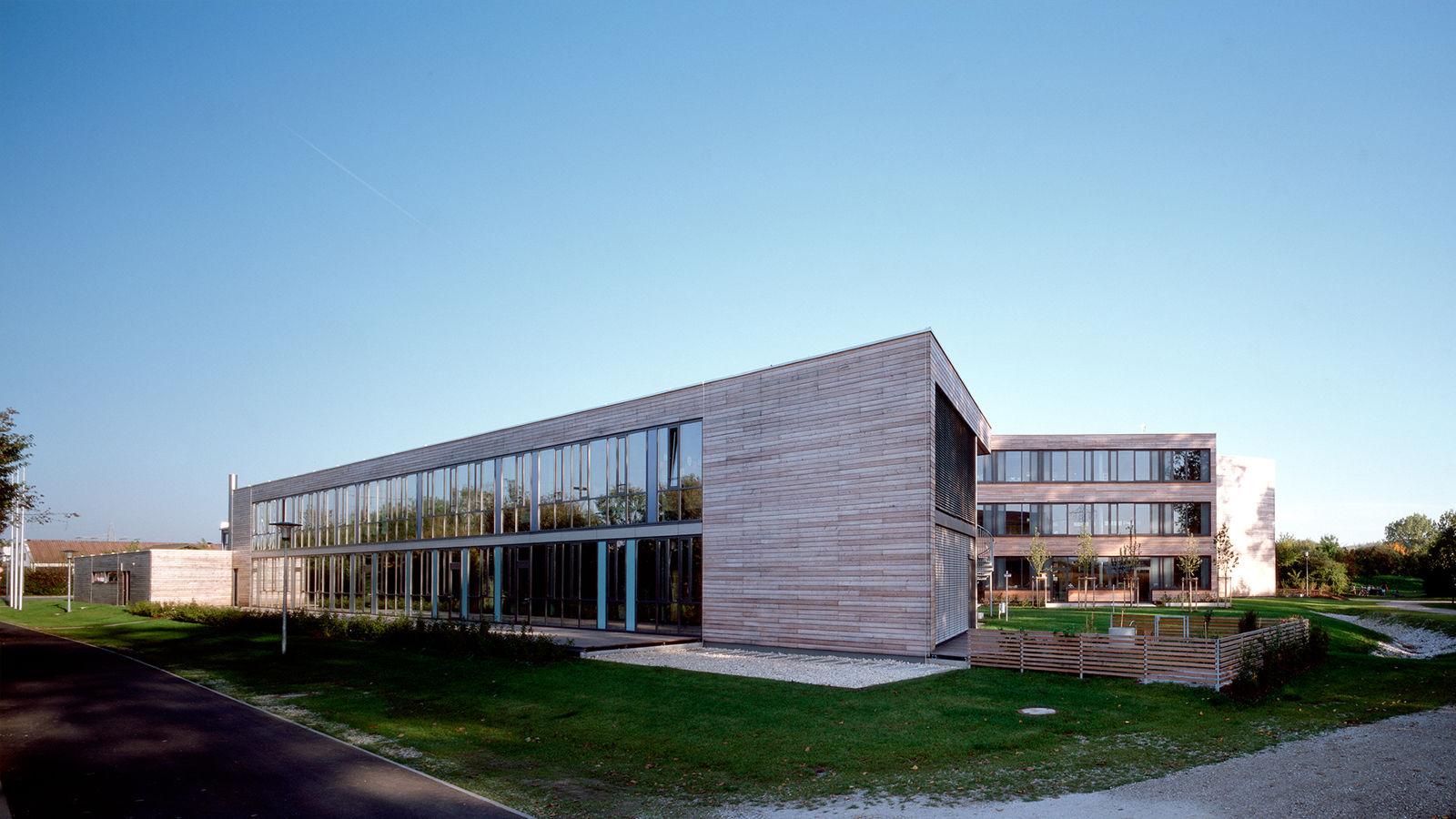 Sonderp dagogisches f rderzentrum planquadrat - Planquadrat architekten ...