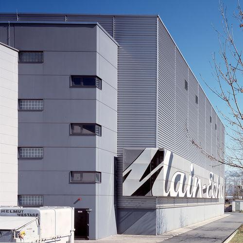 Projekte industrie deutschland planquadrat - Planquadrat architekten ...