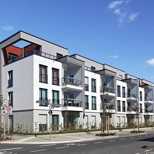 Projekte wohnungsbau planquadrat - Planquadrat architekten ...
