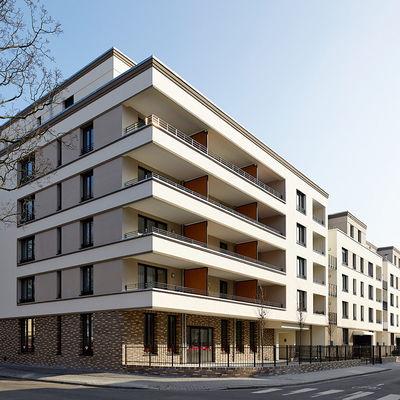 Weilburger stra e planquadrat - Planquadrat architekten ...