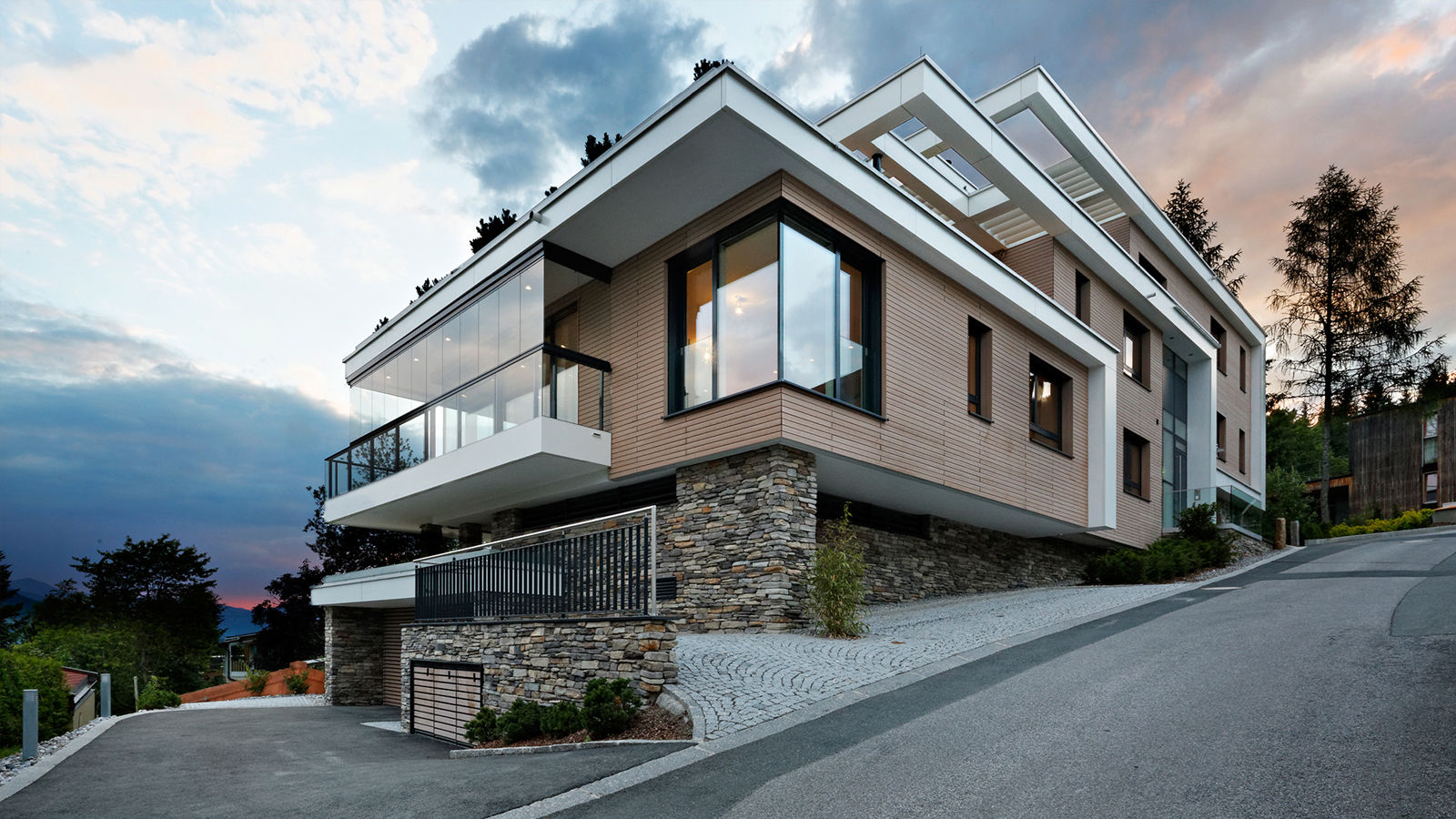 Haus salvenblick planquadrat - Planquadrat architekten ...